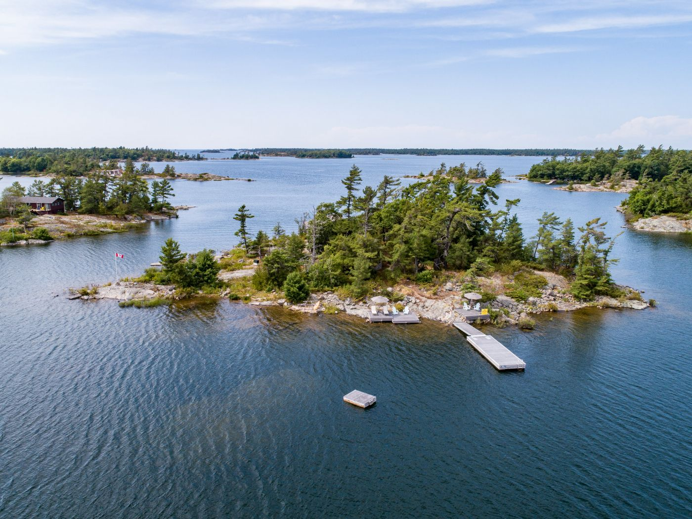 Charming Cottage Georgian Bay Cottages for Sale Waterfront ...
