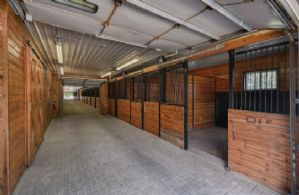 Upper Barn Stalls - Country homes for sale and luxury real estate including horse farms and property in the Caledon and King City areas near Toronto