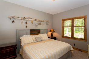 One of Three Guest Bedrooms - Country homes for sale and luxury real estate including horse farms and property in the Caledon and King City areas near Toronto