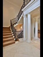 Front Stair - Country homes for sale and luxury real estate including horse farms and property in the Caledon and King City areas near Toronto