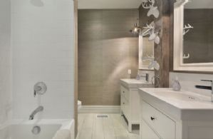 2nd Bathroom - Country homes for sale and luxury real estate including horse farms and property in the Caledon and King City areas near Toronto