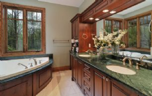 Ensuite - Country homes for sale and luxury real estate including horse farms and property in the Caledon and King City areas near Toronto