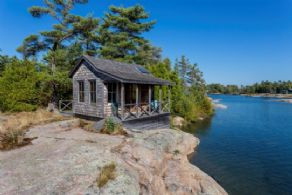 Second Guest Cottage - Country homes for sale and luxury real estate including horse farms and property in the Caledon and King City areas near Toronto