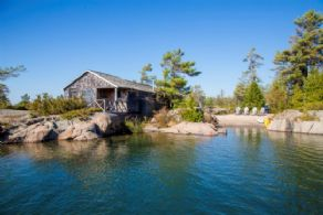 Ugo Igo Island - Country Homes for sale and Luxury Real Estate in Caledon and King City including Horse Farms and Property for sale near Toronto