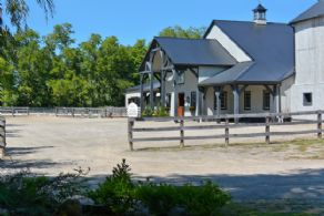 Bronte Creek Equestrian Centre - Country Homes for sale and Luxury Real Estate in Caledon and King City including Horse Farms and Property for sale near Toronto