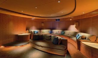 Theatre Room - Country homes for sale and luxury real estate including horse farms and property in the Caledon and King City areas near Toronto