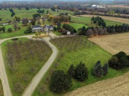 Peaceful Setting - Country homes for sale and luxury real estate including horse farms and property in the Caledon and King City areas near Toronto