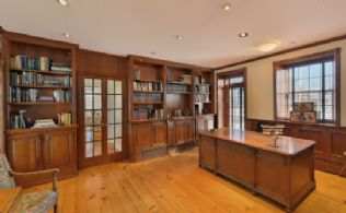 Library Office - Country homes for sale and luxury real estate including horse farms and property in the Caledon and King City areas near Toronto