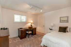 Bedroom 1 - Country homes for sale and luxury real estate including horse farms and property in the Caledon and King City areas near Toronto