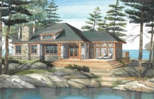 New Custom Cottage - Country Homes for sale and Luxury Real Estate in Caledon and King City including Horse Farms and Property for sale near Toronto