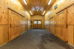 Feed & Storage Rooms - Country homes for sale and luxury real estate including horse farms and property in the Caledon and King City areas near Toronto