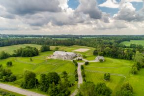 100+ Acre Property - Country homes for sale and luxury real estate including horse farms and property in the Caledon and King City areas near Toronto