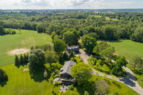 8th Conc. Rd., 120 Acres, King, Ontario - Country homes for sale and luxury real estate including horse farms and property in the Caledon and King City areas near Toronto