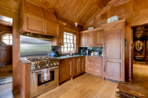 Kitchen - Country homes for sale and luxury real estate including horse farms and property in the Caledon and King City areas near Toronto