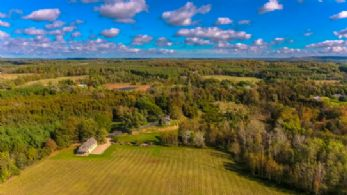 Humber Station Hill, Caledon, Ontario - Country homes for sale and luxury real estate including horse farms and property in the Caledon and King City areas near Toronto