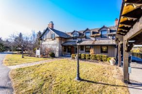 Main House - Country homes for sale and luxury real estate including horse farms and property in the Caledon and King City areas near Toronto
