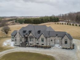 New Stone Home, King - Country Homes for sale and Luxury Real Estate in Caledon and King City including Horse Farms and Property for sale near Toronto
