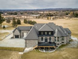 South Facada - Country homes for sale and luxury real estate including horse farms and property in the Caledon and King City areas near Toronto