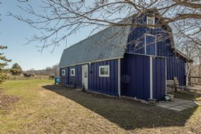 Barn and Paddocks - Country homes for sale and luxury real estate including horse farms and property in the Caledon and King City areas near Toronto