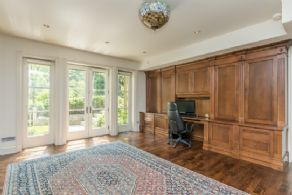 Home Office - Country homes for sale and luxury real estate including horse farms and property in the Caledon and King City areas near Toronto