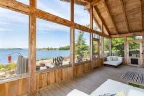 Charming Cottage, Sans Souci, Georgian Bay, Ontario - Country homes for sale and luxury real estate including horse farms and property in the Caledon and King City areas near Toronto