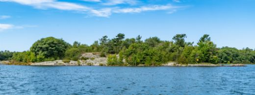 Sandy Island Lot, The Archipelago, Ontario - Country homes for sale and luxury real estate including horse farms and property in the Caledon and King City areas near Toronto