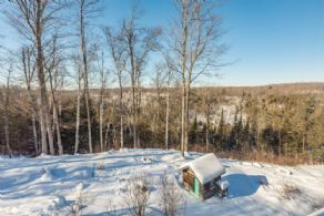 Eagles Nest, Belfountain, Ontario - Country homes for sale and luxury real estate including horse farms and property in the Caledon and King City areas near Toronto