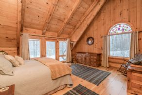 2nd Bedroom - Country homes for sale and luxury real estate including horse farms and property in the Caledon and King City areas near Toronto