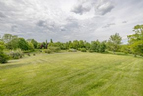 Back Yard - Country homes for sale and luxury real estate including horse farms and property in the Caledon and King City areas near Toronto