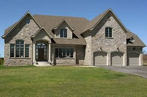 Impressive Stone Home - Country Homes for sale and Luxury Real Estate in Caledon and King City including Horse Farms and Property for sale near Toronto